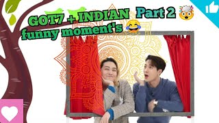 Download GOT7 + INDIAN Funny Moments or Clip Part 2