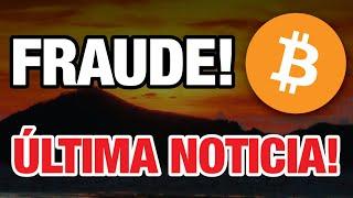 ?BITCOIN: FRAUDE‼️ QUE PASO? ?Es hora de Madurar en el Mercado Crypto! Esto es INACEPTABLE!