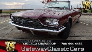 1966 Ford Thunderbird Stock #1507 CHI