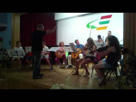 Escuelas Municipales de Música de Badajoz. BSO