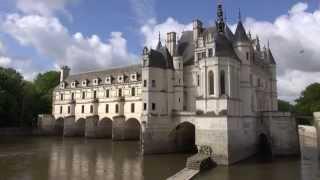 Франция 2013 #04 Замки долины Луары: Шенонсо, Амбуаз, Шомон-сюр-Луар.(Фильм снимался во время путешествия по Франции в мае 2013 года. Маршрут был составлен так, чтобы участники..., 2014-04-11T09:56:58.000Z)