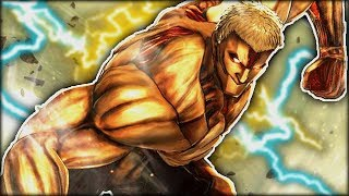 FIGHTING A BIZARRE ARMORED TITAN !! - AOT WINGS OF FREEDOM TRUE ATTACK MODE