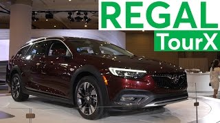 2018 Buick Regal TourX Preview | Consumer Reports