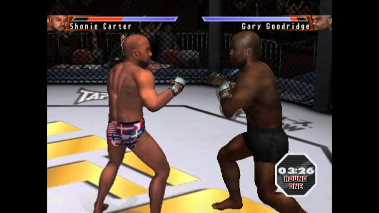 UFC Sudden Impact Free Download PC Games