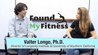Valter Longo, Ph.D. on Fasting-Mimicking Diet & Fasting for Longevity, Cancer & Multiple Sclerosis