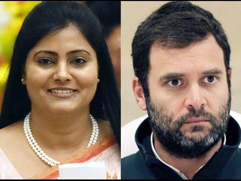 Union minister Anupriya Patel hits out at Rahul Gandhi