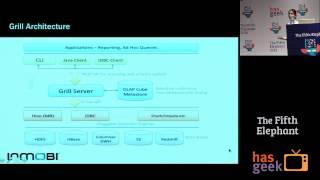 Unified analytics platform for Bigdata