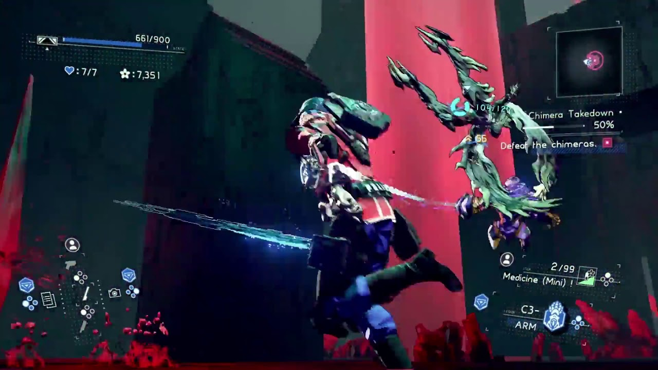 Quick Look Astral Chain Ql Crew