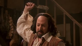 Shakespeare has trouble working from home - Upstart Crow: Episode 2 Preview - BBC Two