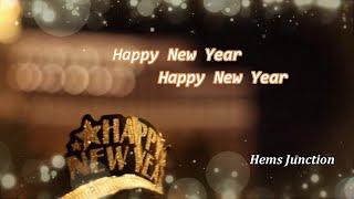 Happy New Year 2019 whatsapp Status New year Greetings 2019