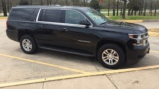 2015 Chevrolet Suburban LT - Review