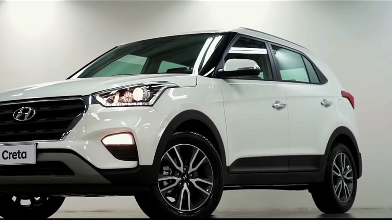 Hyundai Creta 2018 First Look Youtube