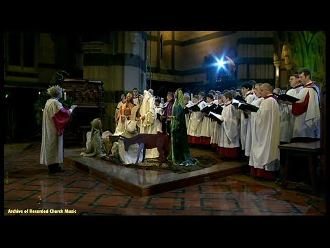 "TV ""Carols from St Paul's"": St Paul's Cathedral Melbourne 2007 (June Nixon)"