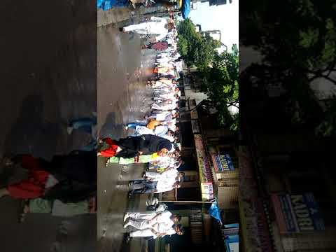 Independence Day Rally of N H English School Mira Road