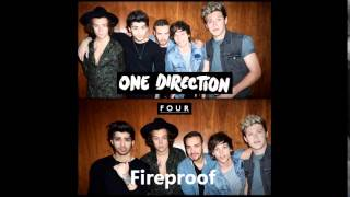 One Direction- Fireproof (Audio)