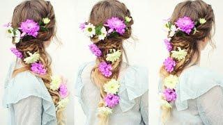 Disney Tangled Rapunzel inspired Braid   Princess Hairstyles   Braidsandstyles12.