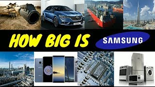 ★ HOW Big Is SAMSUNG ? | SAMSUNG Case Study | SAMSUNG History in Hindi | 2018