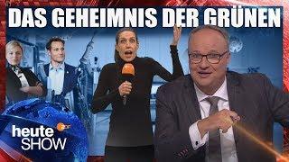 So machen AfD und Grüne Wahlkampf in Bayern | heute-show vom 12.10.2018