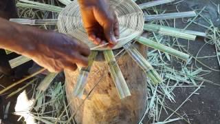 Artesanía-oaxaca-cestería