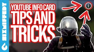 YouTube Info Card Tips & Tricks