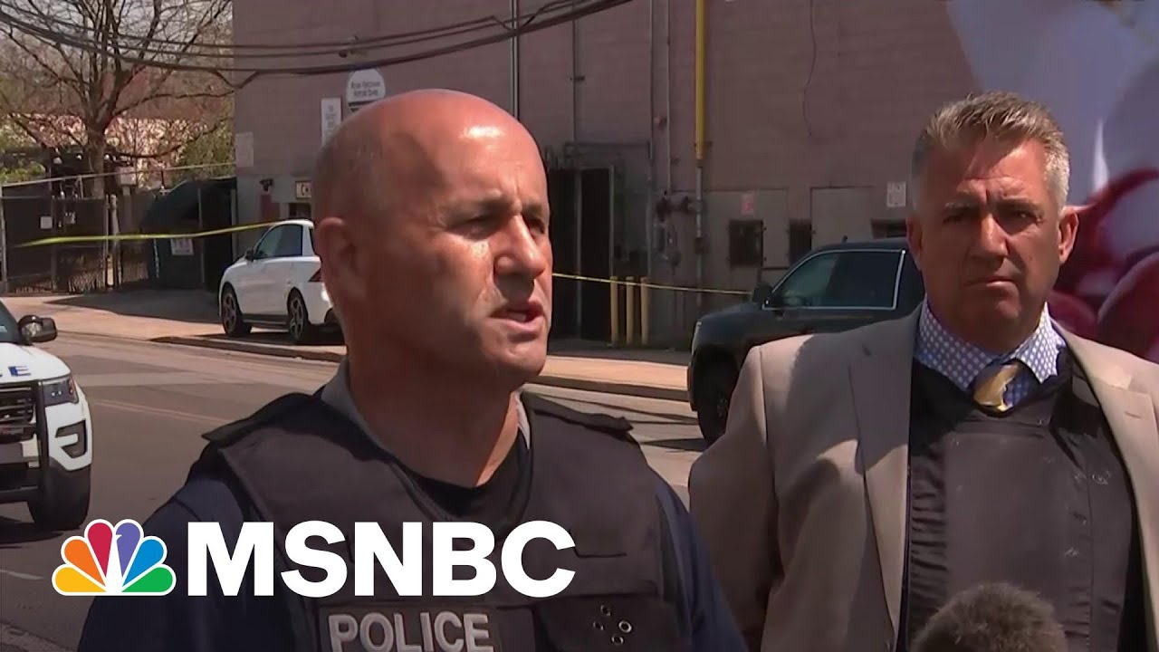 Police: Active Shooting Situation At Long Island Grocery Store, Suspect Still At Large   MSNBC