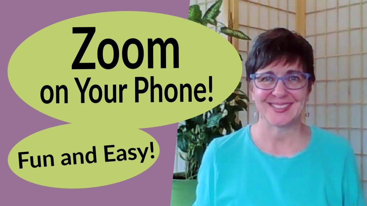 Zoom Meetings by Phone Can Be Easy.