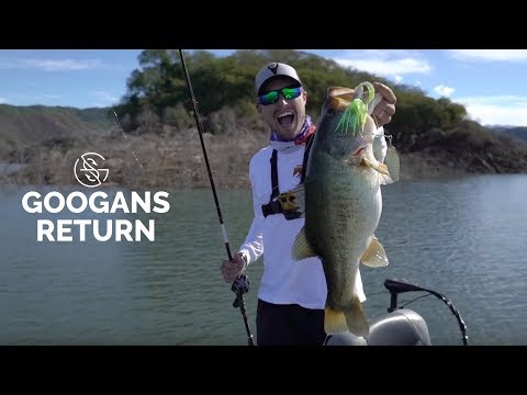 Googans Head To BEST BASS LAKE IN THE WORLD
