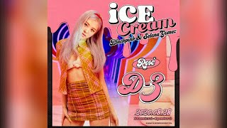 ... #blackpink #icecream #selenagomez #20200828_12amest #20200828_1pmkst #teaserposter #newsingle
