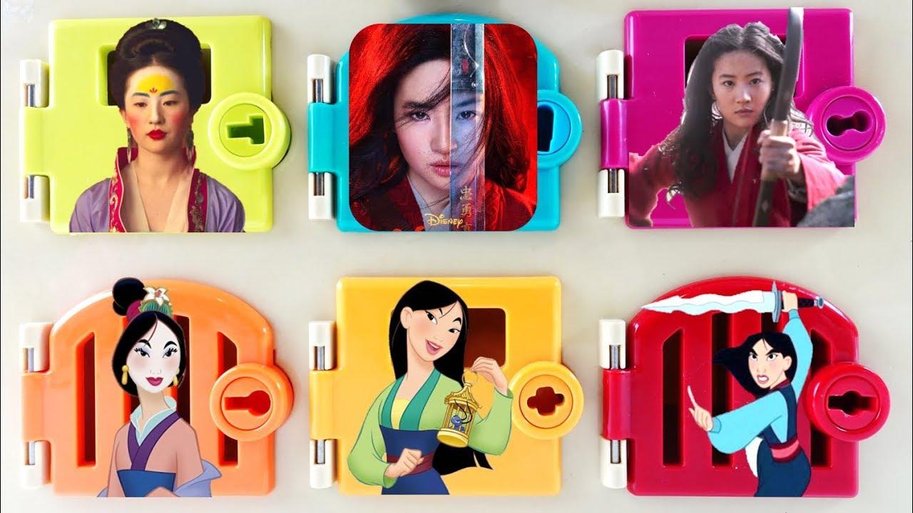 Disney Mulan Live Action Movie Trapped Doors Disney ...