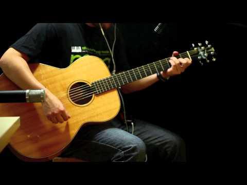 Amy winehouse - Will you Still Love me Tomorrow Cover Guitar Bridget Jones Version