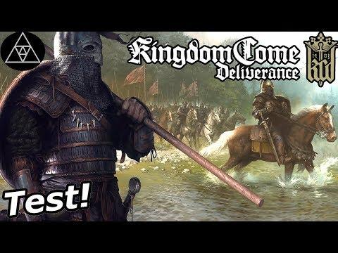 Kingdom Come: Deliverance [deutsch] ► Mittelalter-Feeling pur! Realismus✔ Atmosphäre✔ Erster Test!