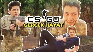 CS GO Gerçek Olsaydı ft GEREKSİZ ODA