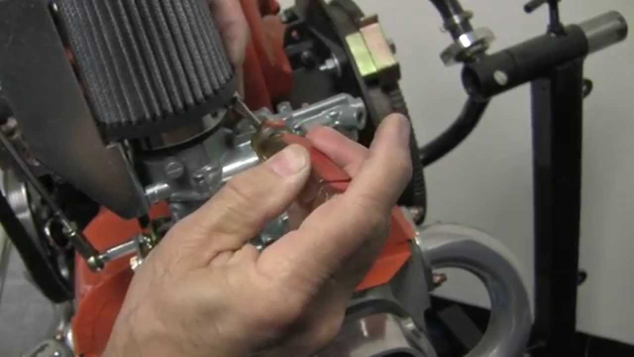 empi epc 34 carburetor kit installation [ 1280 x 720 Pixel ]