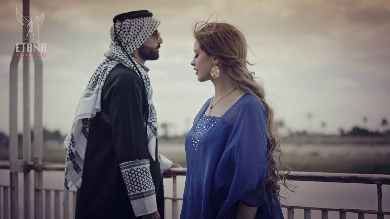 اصيل هميم و حسين الغزال مع الملحن نصرت البدر - فصلية / من مسلسل هوى بغداد / OFFICIAL VIDEO