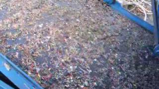 COPPER CABLE SHREDDER AND RECYCLING SYSTEM - www.mineralsizer.com