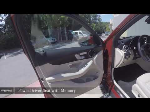 Certified 2018 Mercedes-Benz GLC Atlanta GA Sandy Springs, GA #M33437A - SOLD