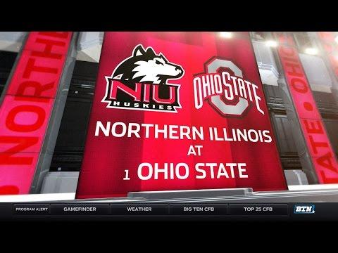 Northern Illinois at Ohio State - Football Highlights