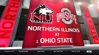 Northern Illinois at Ohio State - Football Highlights