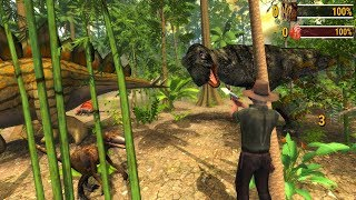 Dino Safari: Evolution / Android Gameplay HD