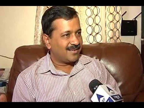 """EXCLUSIVE: """"There is no difference between BJP, Congress"""", says Arvind Kejriwal"""