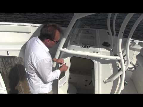 Sailfish 320 Center Console review by Marine Connection Boat Sales