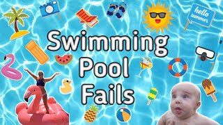 Swimming Pool Fails || Compilation || Epic movement|| Funny Video || Mighty Fails