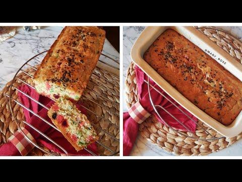 cake-salé🍞-rapide-/-كيك-مالح-خفيف-وسريع-التحضير