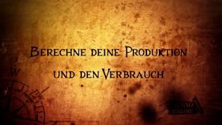 Trailer zum Anno Wirtschaftsplaner - Anno Online Browsergame - Anno Rechner