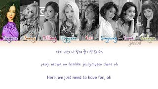 Download Girls' Generation (소녀시대) Holiday - (Color Coded Han|Rom|Eng Lyrics) | by Yankat MP3 song and Music Video