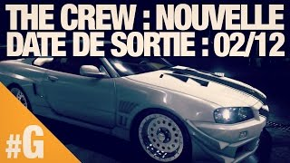 The Crew : nouvelle date de sortie