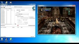 How to hack Chaos Legion Pc Game Hits , Exp , Smash