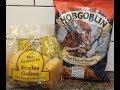 Real Lancashire Eccles Cakes Burts Hobgoblin Spit Roast Steak Potato Chips Review