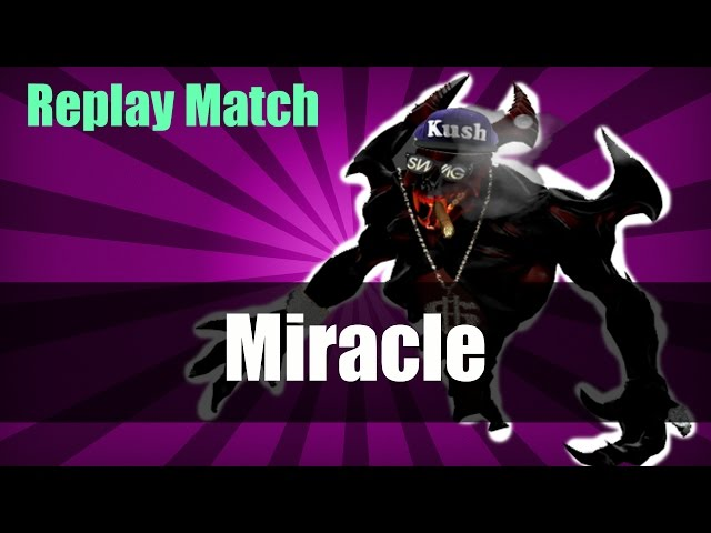 Amazing match dota 2 miracle | watch now replay dota 2 - 17/09/2016