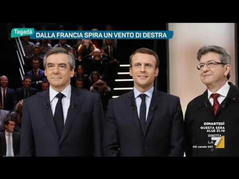 Dalla Francia spira un vento di destra